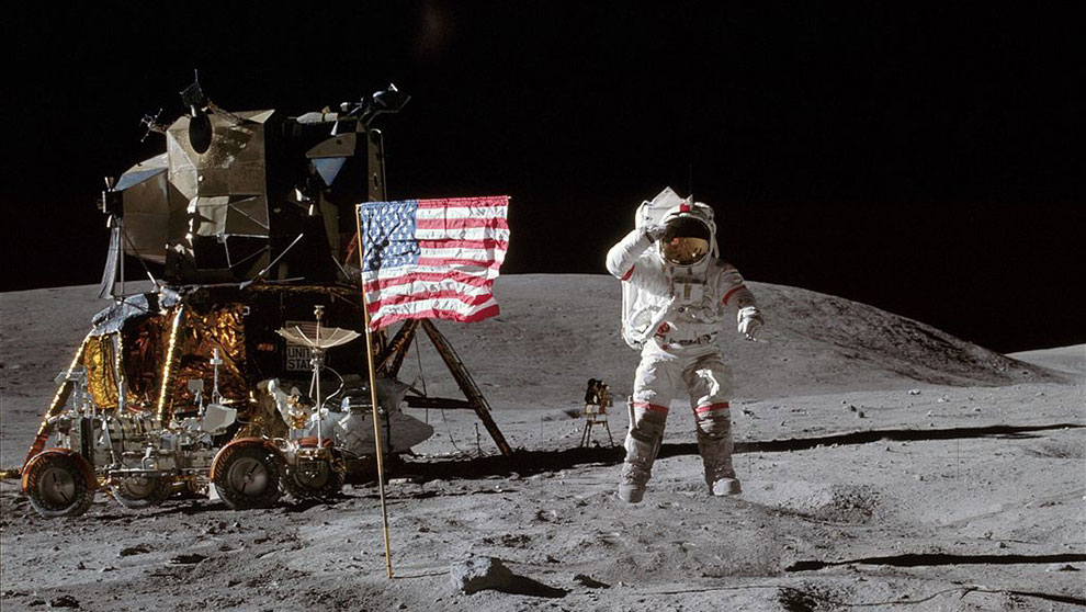 Space scientist desire to get involved on NASA's journey to the moon