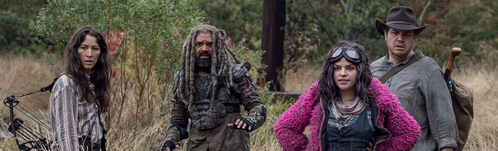 The Walking Dead Announces Extended Season 10 Premiere on BINGE