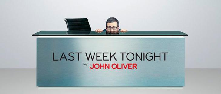Last Week Tonight with John Oliver Season 8