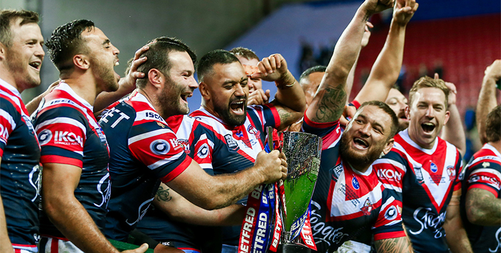 Sydney Roosters team