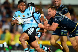 Cronulla Sharks vs NQL Cowboys