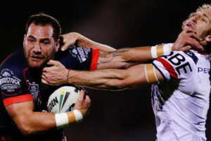 Sydney Roosters vs Auckland Warriors