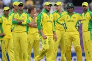 Australia v West Indies tour