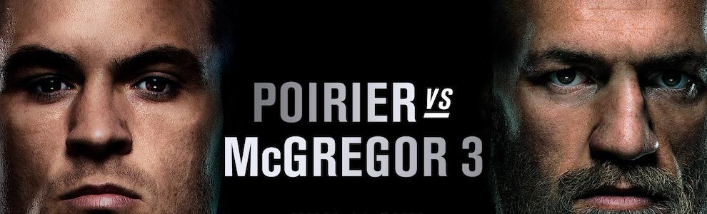 McGregor v Poirier UFC 264