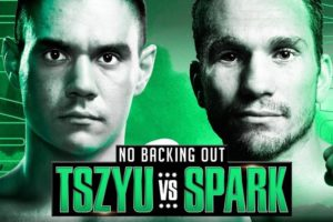 Tim Tszyu v Stevie Spark Fight